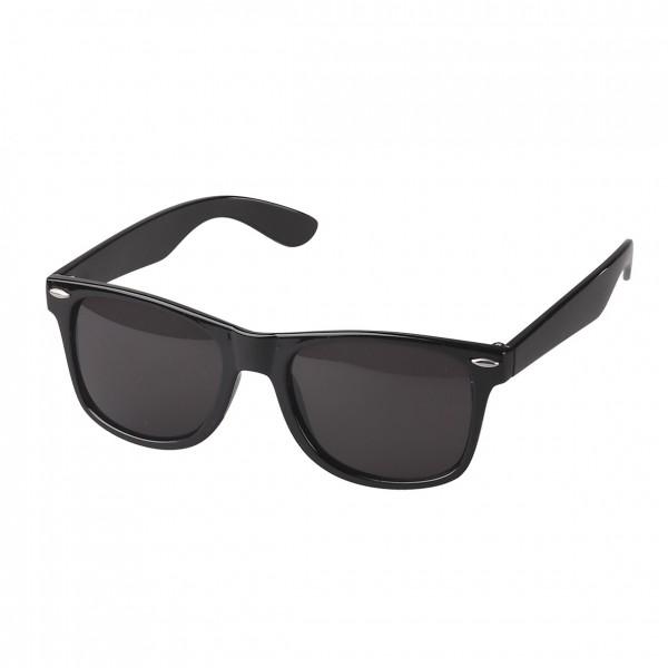 Sonnenbrille einfarbiger Druck